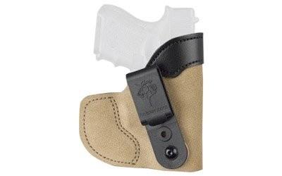 DeSantis Pocket-Tuk Pocket Holster - Right, Natural - Ruger