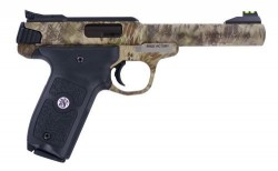 Smith and Wesson SW22 Victory Kryptek Highlander .22 LR 5.5-inch 10Rd
