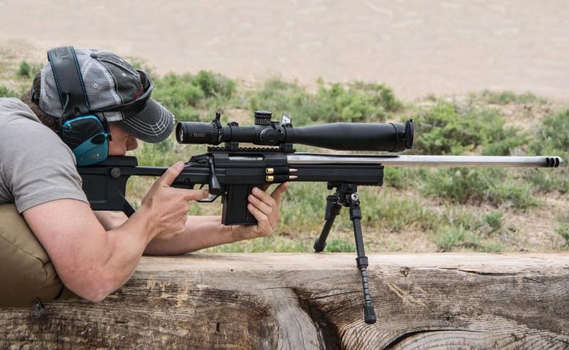 Precision Rifle: A Beginner's Guide