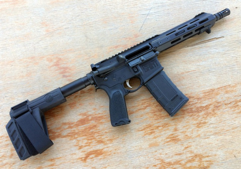 Springfield's NEW Saint Pistol in 300 Blackout