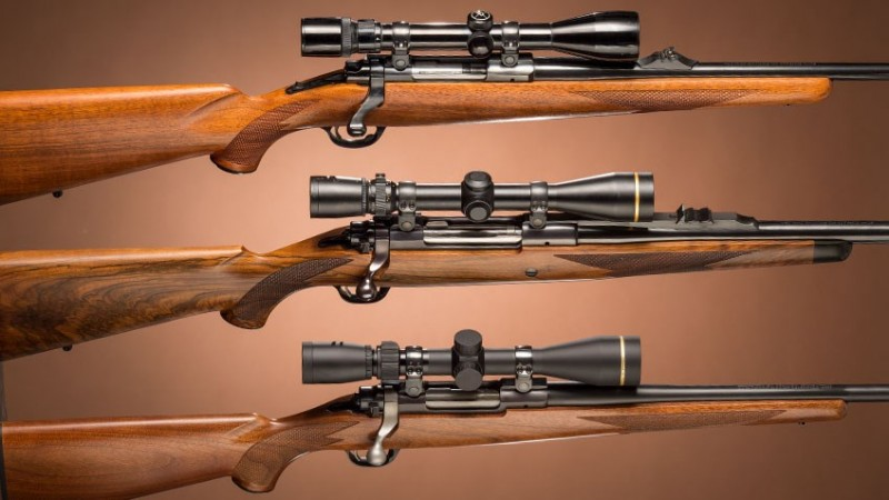 The Ruger Model 77 Rifle Turns 50