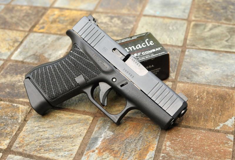 Wilson Combat Custom Glock 43