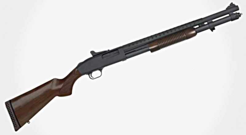 Shock 'n' Saw! More Mossberg Shotguns Including New Retrograde Series