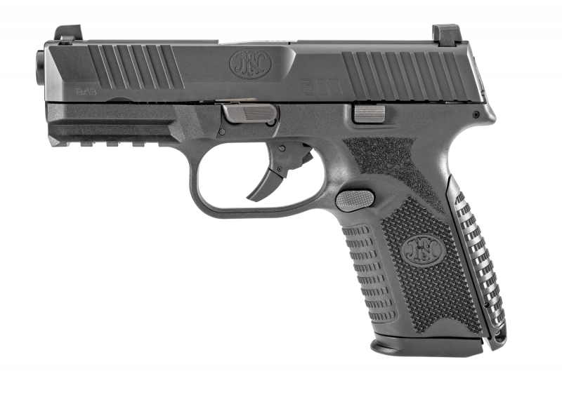 New 'Midsize' Expands FN 509 Series with Standard and Tactical Models
