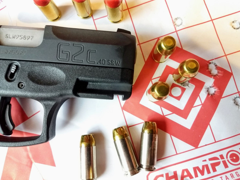 Review: The Taurus G2c. Accurate and Functional—And Packing .40 S&W Power–for Under $300
