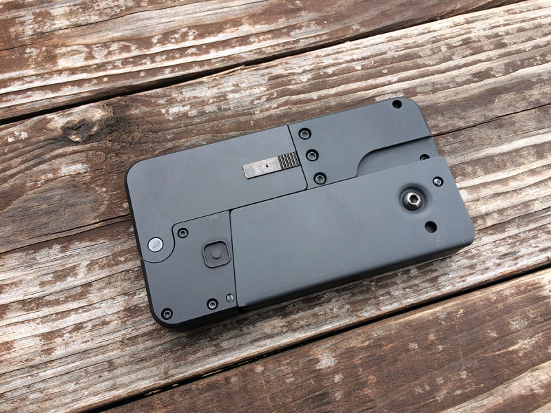 A Covert Gun for the 21st Century: The Cell Phone Pistol from Ideal Conceal