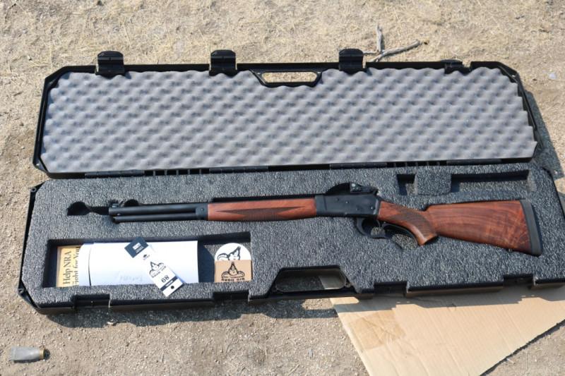 Big Horn Armory Model 89: A John Wayne Gun for the Modern Gunslinger In 500 S&W