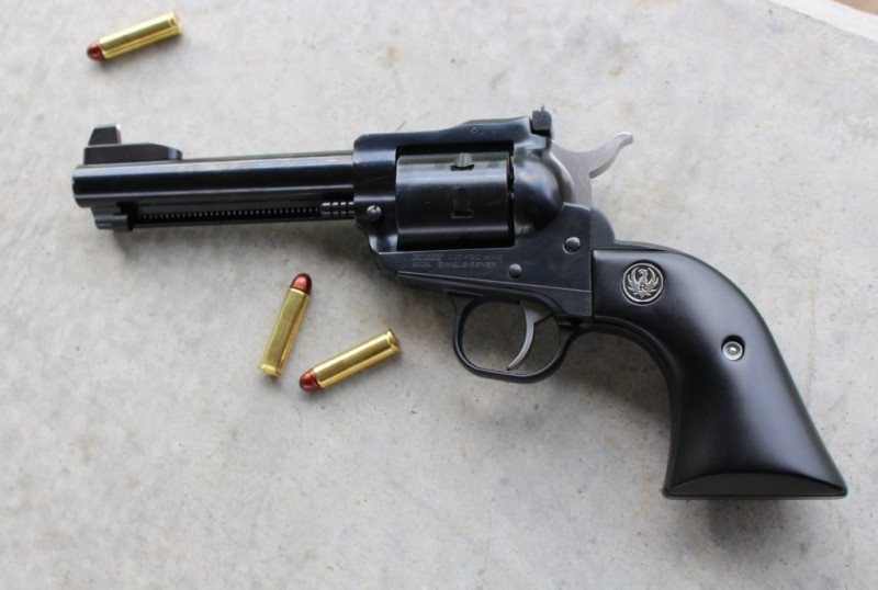 A Seven Shooter: Ruger .327 Single-Seven Review