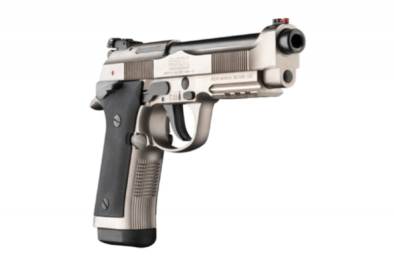 Beretta Debuts Competition-Ready 92X Performance