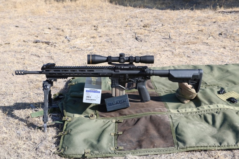 Leupold VX Freedom 3-9×40 – Review