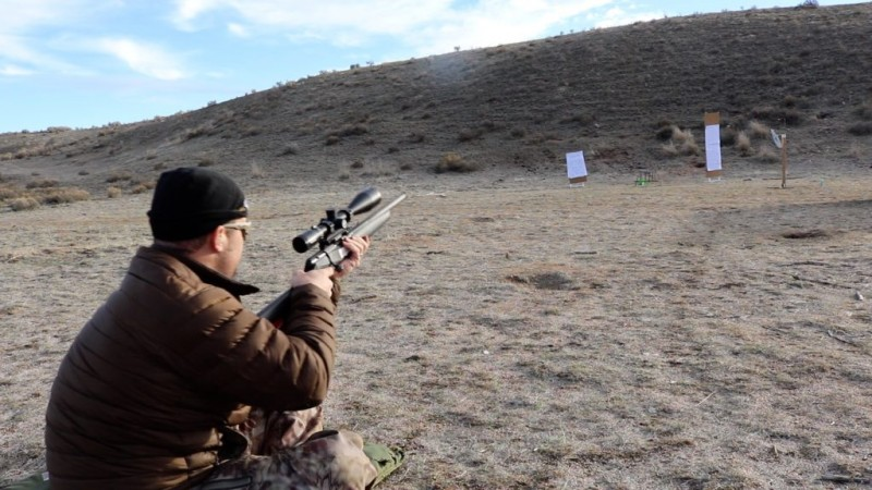 Bushnell Prime Rifle Scope 6-18x 50mm