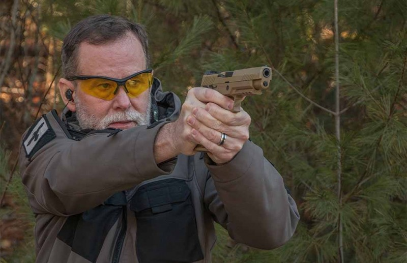 Sig Sauer M17: Ready For Everyday Service