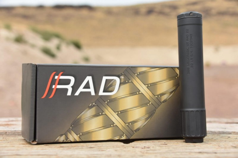 OSS Redesigns the 22LR Suppressor: The RAD22 Full Review