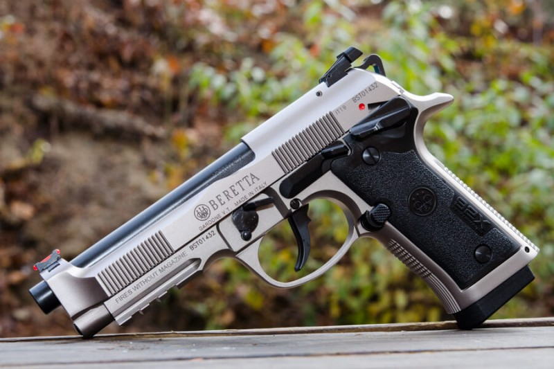 Beretta 92X Performance – A Factory Built Race Gun