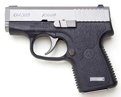 Kahr Arms CW380 Stainless / Black .380 ACP 2.58-inch 6Rd Fixed Sights