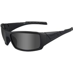Wiley X WX Twisted Black OPS Sunglasses - Smoke Grey Lens / Matte Black Frame, SSTWI01