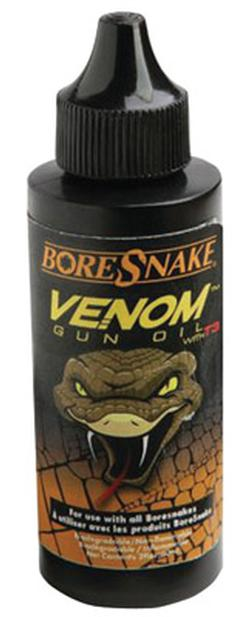 Hoppes BVG04 Boresnake Venom Oil Bottle 4 oz