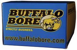 Buffalo Bore Ammunition 36A/20 32HR +P 100GR JHp 20rds