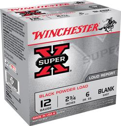 Winchester XBP12 Upland BLANk 25rds