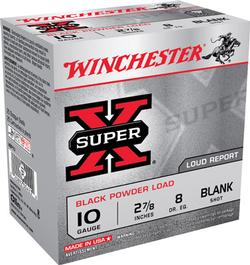 Winchester XBP10 Upland BLANk 25/10