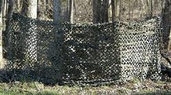 Camo Unlimited GB01 Quick Set Ground Blind