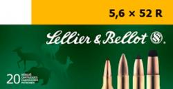 Sellier and Bellot SB5652RB 5.56X52R 70 FMJ 20rds