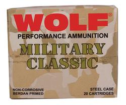 Wolf Performance Ammo MC30-06SP140 MLT 30-06 140Grain 500Rounds