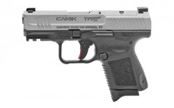 CENTURY ARMS CANIK TP9 ELITE SC HGA 9MM 3.5IN BBL BLK 1-12RD & 1-15RD MAG 2-BACKSTRAPS HOLSTER
