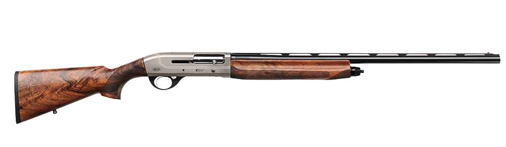Interstate Arms Corp BRE111 ECHO 12GA 28IN Nickel WALNUT