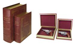 PSP DB2 Concealment Diversion Book Set Brown