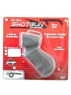 TacStar Tactical Shotgun - Rear Grip