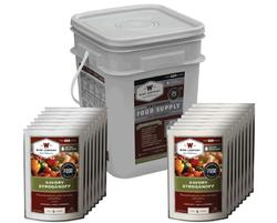 Wise Company Emergency Food Kit 60 Servings - Natural
