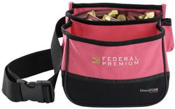 Champion Targets Shotgun Shell Pouch Double Pink