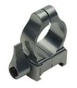 CVA Alloy Quad Scope Rings - High (Silver)