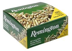 Remington .22 LR Rimfire Ammunition