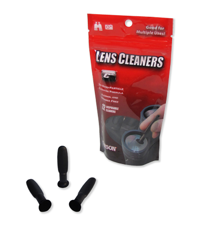 Carson CS-70 Disposable Lens Cleaners