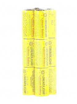 Streamlight 3V Lithium Battery 12/PK