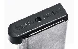 Wilson Combat Steel Base Pad Low Profile Black