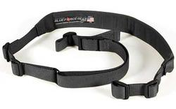 Blue Force Gear Vickers Combat Applications Padded Sling w/Nylon Adjuster and Hardware, Black VCAS-200-OA-BK