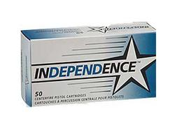 CCI/Speer Independence 40S&W 165 Grain Full Metal Jacket 5256 50rds