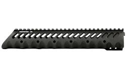 Diamondhead VRS T-556 Free Floating Threaded Handguard, 10.25in, Black, 2211