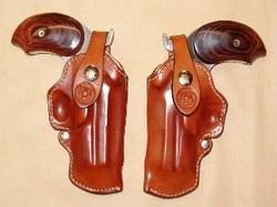 Bond Arms Belt Clip Holster Rh 3.5'' W/full Trigger Guard Tan