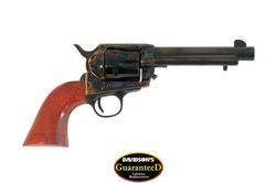 "Cimarron SA Frontier Old Model .45 LC Single Action Revolver 5.5"" Barrel 6 Rounds Walnut Grip Case Hardened/Blued Finish"