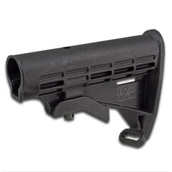 AR15 T6 STOCK BODY CMML BLK