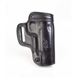 AVENGER FULL SIZE BELT HOLSTER BLK