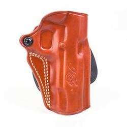 SPEED PRO-SIZE 4IN PDL HOLSTER TAN