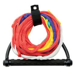 Ski Rope Alum Hndl 75 7/16in 8 Sect 75ft