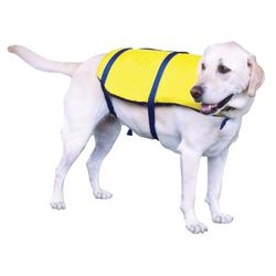 Onyx Nylon Pet Vest - Medium - Yellow