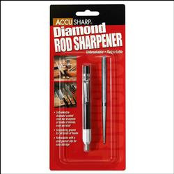 AccuSharp 030C Diamond Rod Sharpener