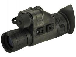 N-Vision Optics GT-14 Night Vision Monocular plus Head Mount Assembly and Head/Helmet Mount Adapter